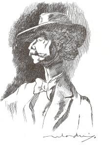 O poeta Alencar, por Wladimiro A. de Souza