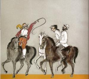 Teodorico, Topsius e o jucundo Potte