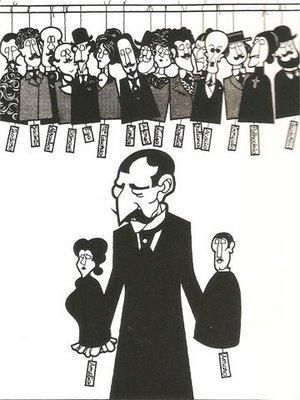 Desenho de João Abel Manta