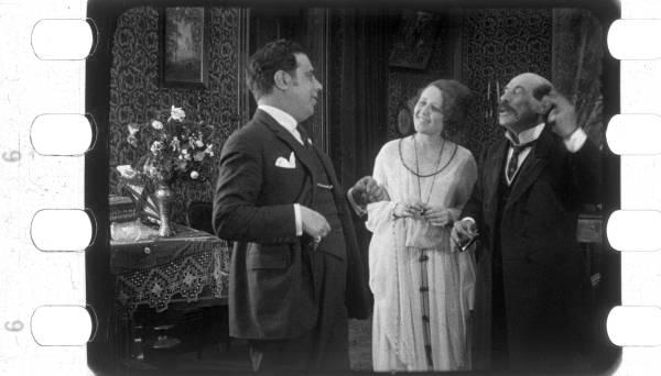 O Primo Basílio, real. de Georges Pallu (1922)
